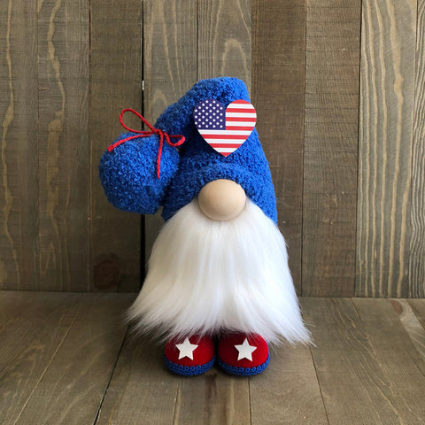 Patriotic Gnome TH19 - 1st Iceland