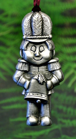 1stIceland Christmas Ornament, Toy Soldier - 1st Iceland