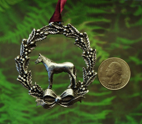 1stIceland Christmas Ornament, Horse - 1st Iceland