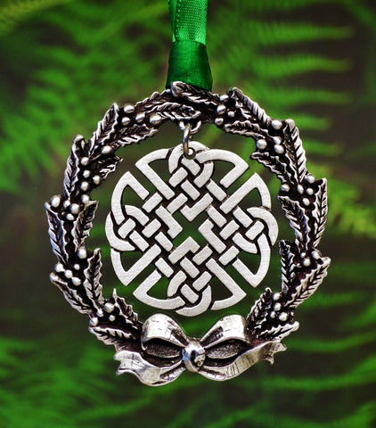 1stIceland Viking Christmas Ornament, Celtic - 1st Iceland