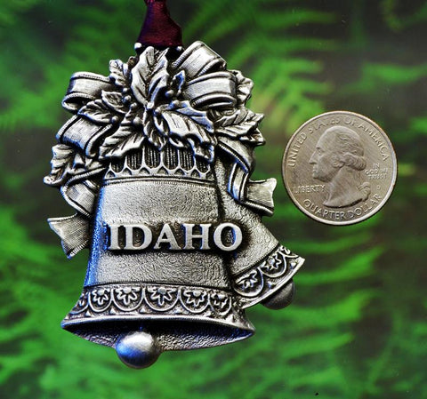 1stIceland Idaho Bells Christmas Ornament - 1st Iceland