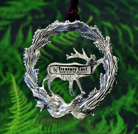 1stIceland Christmas Ornament, Elk - 1st Iceland