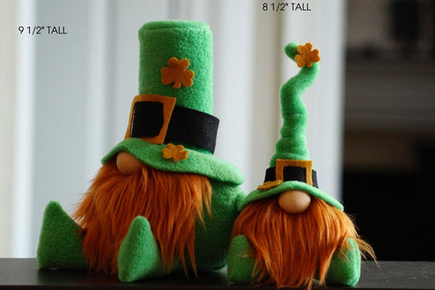 St Patricks day Gnome TH10 - 1st Iceland