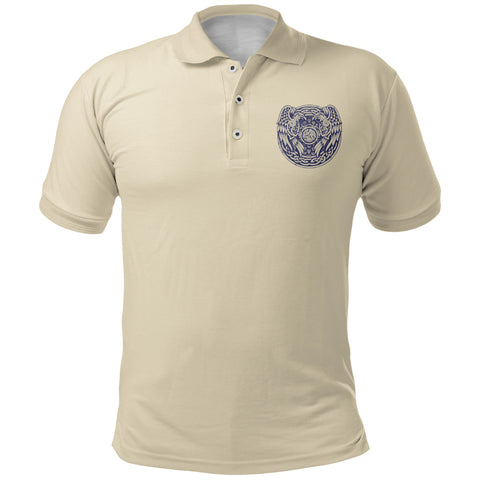 1stIceland Viking Polo Shirt , Valknut Huggin And Muninn Th00 - 1st Iceland