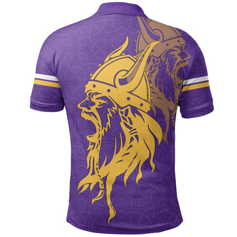 Image of Vikings Polo Shirt TH4 - 1st Iceland