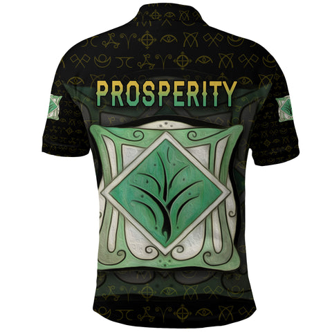 1stIceland The Elves of Fyn Polo Shirt Prosperity K8 - 1st Iceland