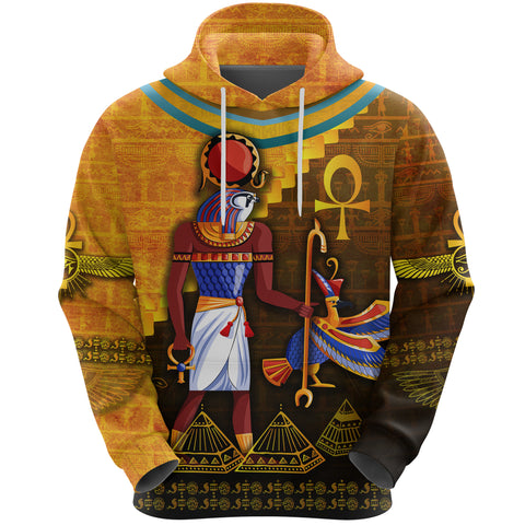 Image of 1stIceland Ra Zip Hoodie Egyptian God K8 - 1st Iceland