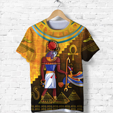 1stIceland Ra T Shirt Egyptian God K8 - 1st Iceland