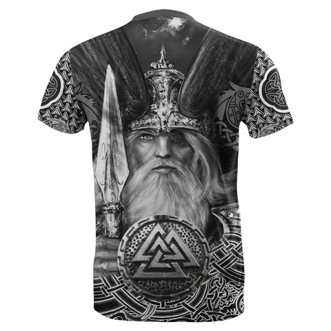 Image of 1stIceland Viking Warriors T-Shirt Fenrir Celtic Tattoo TH4 - 1st Iceland