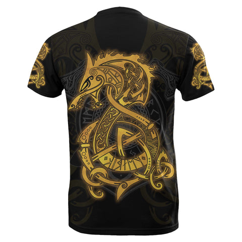 1stIceland Viking T-Shirt Fenrir TH4 - 1st Iceland