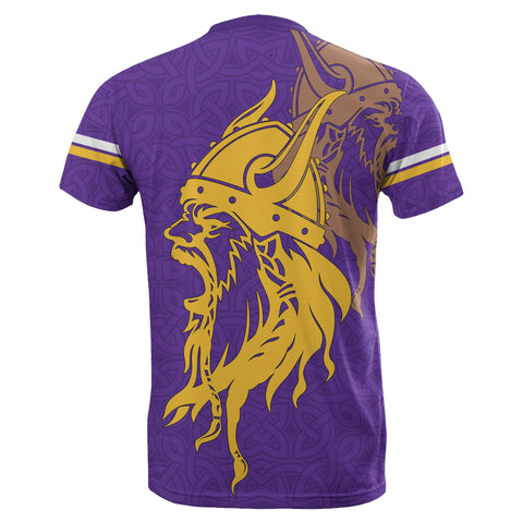 Vikings T-Shirt TH4 - 1st Iceland
