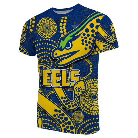 Image of Parramatta Eels T-Shirt Special Aboriginal Style