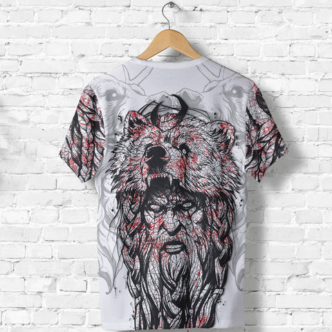Image of 1stIceland Berserker T-Shirt Tattoo TH12 - 1st Iceland
