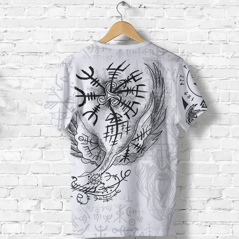 Image of 1stIceland Viking T-Shirt Tattoo TH12 - 1st Iceland