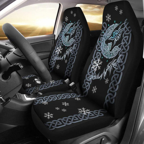 1stIceland Vikings Car Seat Covers, Tyr's Fenrir A5 - 1st Iceland