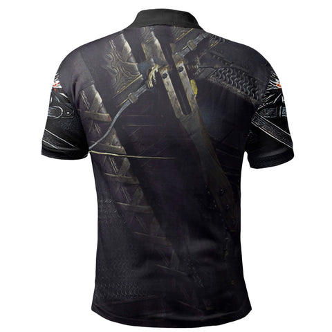 1stIceland Polo Shirts, 3D Witcher Armor TH00 - 1st Iceland