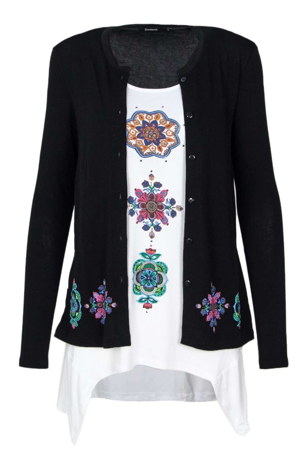 grossiste b70fb a3131 Desigual Woman Cardigan