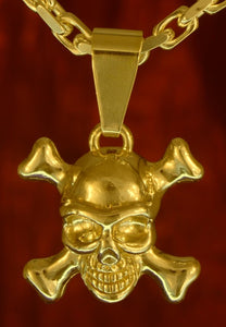 Schmuck Totenkopf Pirate Skull and Bones