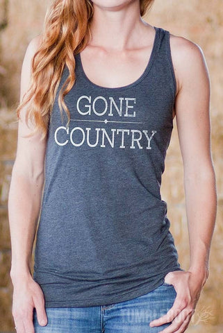 Gone Country | Women's Unisex Tank