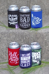 country festival koozies! perfect for stagecoach!