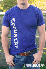 Lil' bit country t shirt! Perfect summer concert tee!