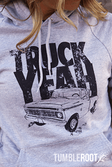 Truck Yeah! Country music inspired Sweatshirt!