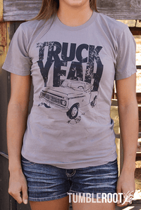 Country music t shirt - Truck Yeah!