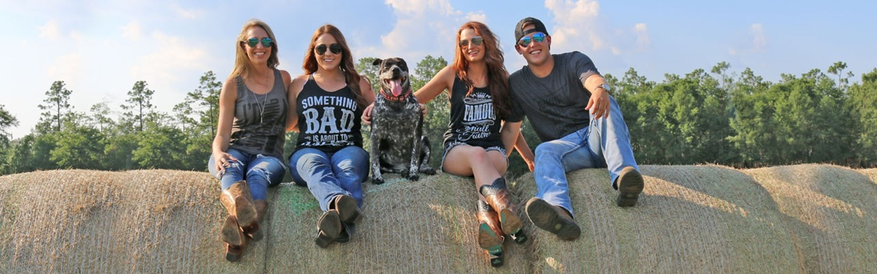 country apparel and outfit ideas for country music festivals and concerts