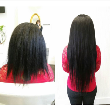 hair extensions for chemical damage vancouver