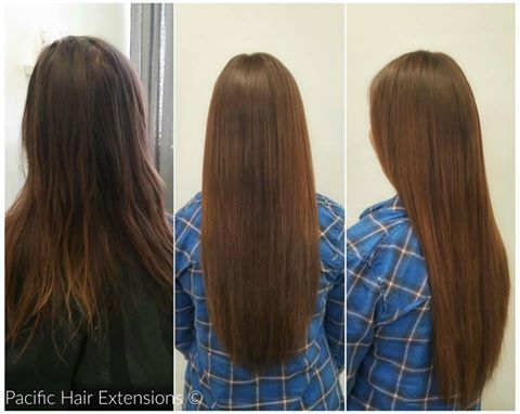 non-damaging hair extensions for fine hair