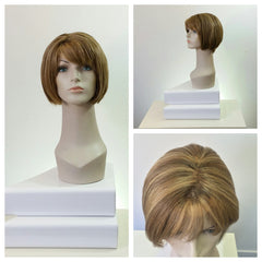 Brown medical kosher lace wig vancouver calgary new york city