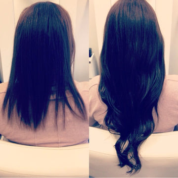 low maintenance hair extensions vancouver
