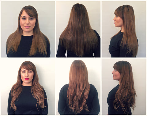 remy hair extensions for volume Vancouver