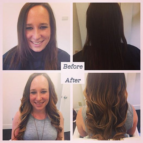 hair extensions for ombre hair vancouver