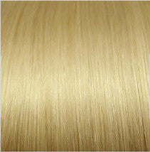 Blonde Clip-in Extensions