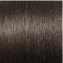 Chestnut Brown Clip in extensions