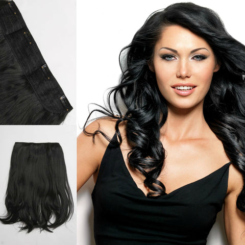 Baby Quad Clip-In Extensions for Fine Hair