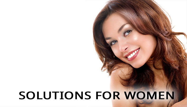 Hair Loss Solutions For Wome