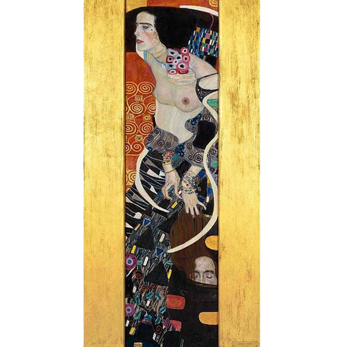 Judith II (1909). Artist: Gustav Klimt Home & Garden > Decor > Artwork > Posters, Prints, & Visual Artwork ArtToyourlife