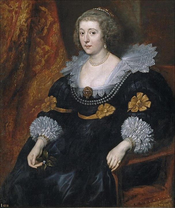 Amalie zu Solms-Braunfels (1631-32). Artist: Anthony van Dyck Home & Garden > Decor > Artwork > Posters, Prints, & Visual Artwork ArtToyourlife