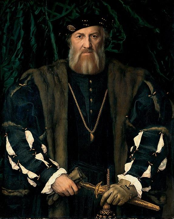 Charles de Solier, Sieur de Morette (1534). Artist: Hans Holbein the Younger Home & Garden > Decor > Artwork > Posters, Prints, & Visual Artwork ArtToyourlife