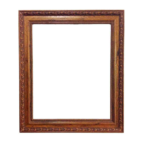 8cm Dark Oak Wood frame Home & Garden > Decor > Picture Frames Best Portrait Painting