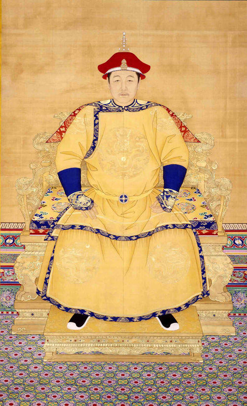 Emperor Shunzhi Home & Garden > Decor > Artwork > Posters, Prints, & Visual Artwork ArtToyourlife