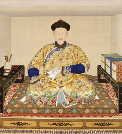 Emperor Yongzheng Home & Garden > Decor > Artwork > Posters, Prints, & Visual Artwork ArtToyourlife