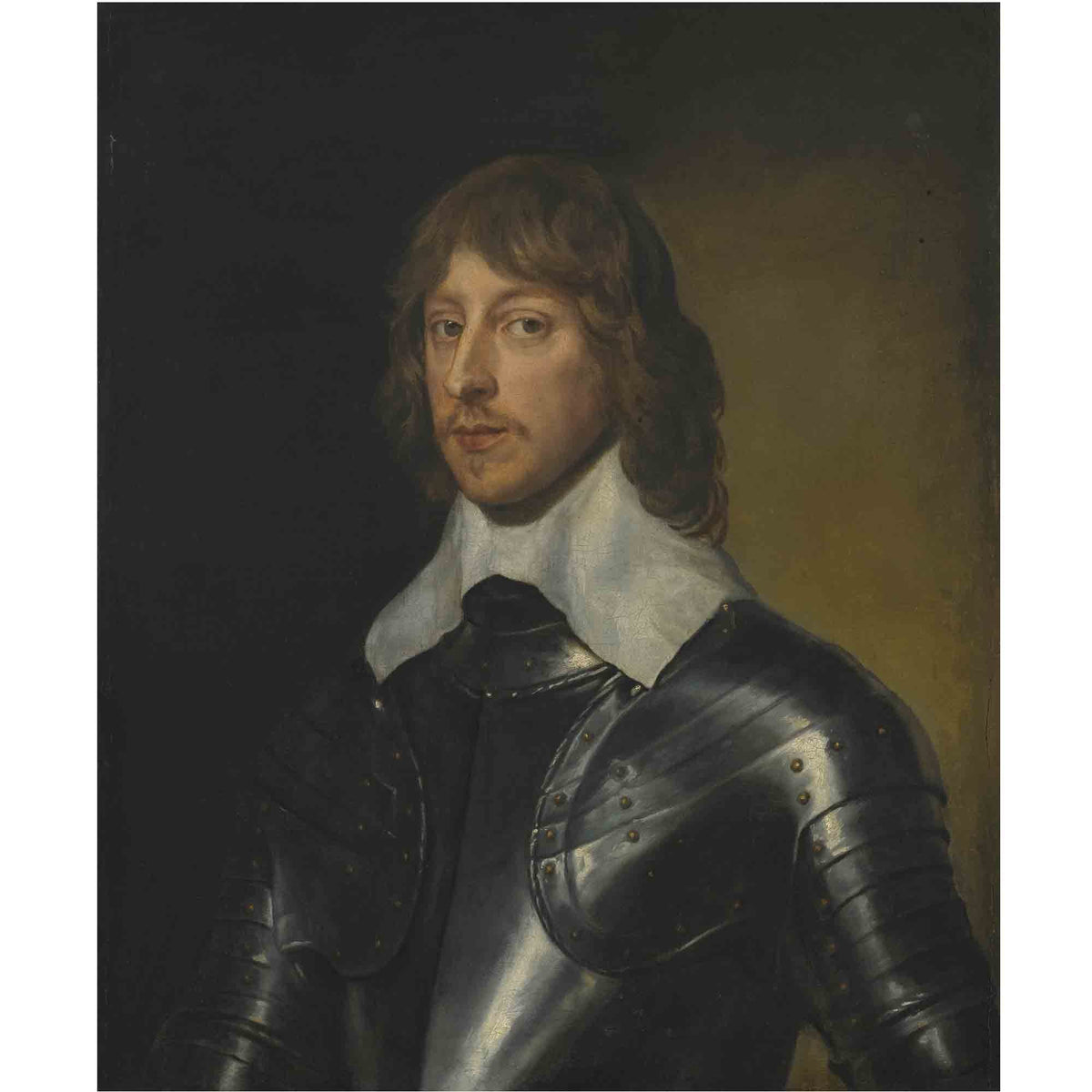 George, Baron Goring. Artist: Anthony van Dyck Home & Garden > Decor > Artwork > Posters, Prints, & Visual Artwork ArtToyourlife
