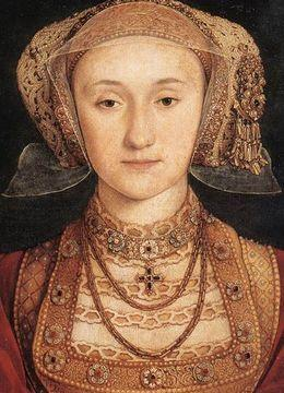 Holbein's portrait of Anne of Cleves. Artist: Hans Holbein the Younger Home & Garden > Decor > Artwork > Posters, Prints, & Visual Artwork ArtToyourlife