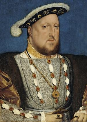 Portrait of Henry VIII (c. 1536). Artist: Hans Holbein the Younger Home & Garden > Decor > Artwork > Posters, Prints, & Visual Artwork ArtToyourlife