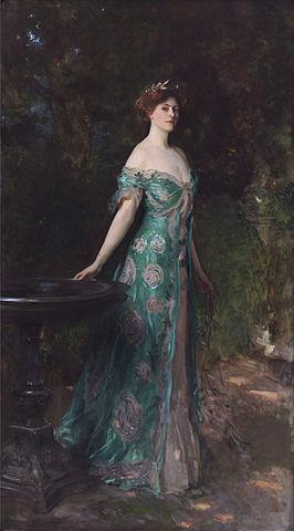 Portrait of The Duchess of Sutherland (1904). Artist: John Singer Sargent Home & Garden > Decor > Artwork > Posters, Prints, & Visual Artwork ArtToyourlife