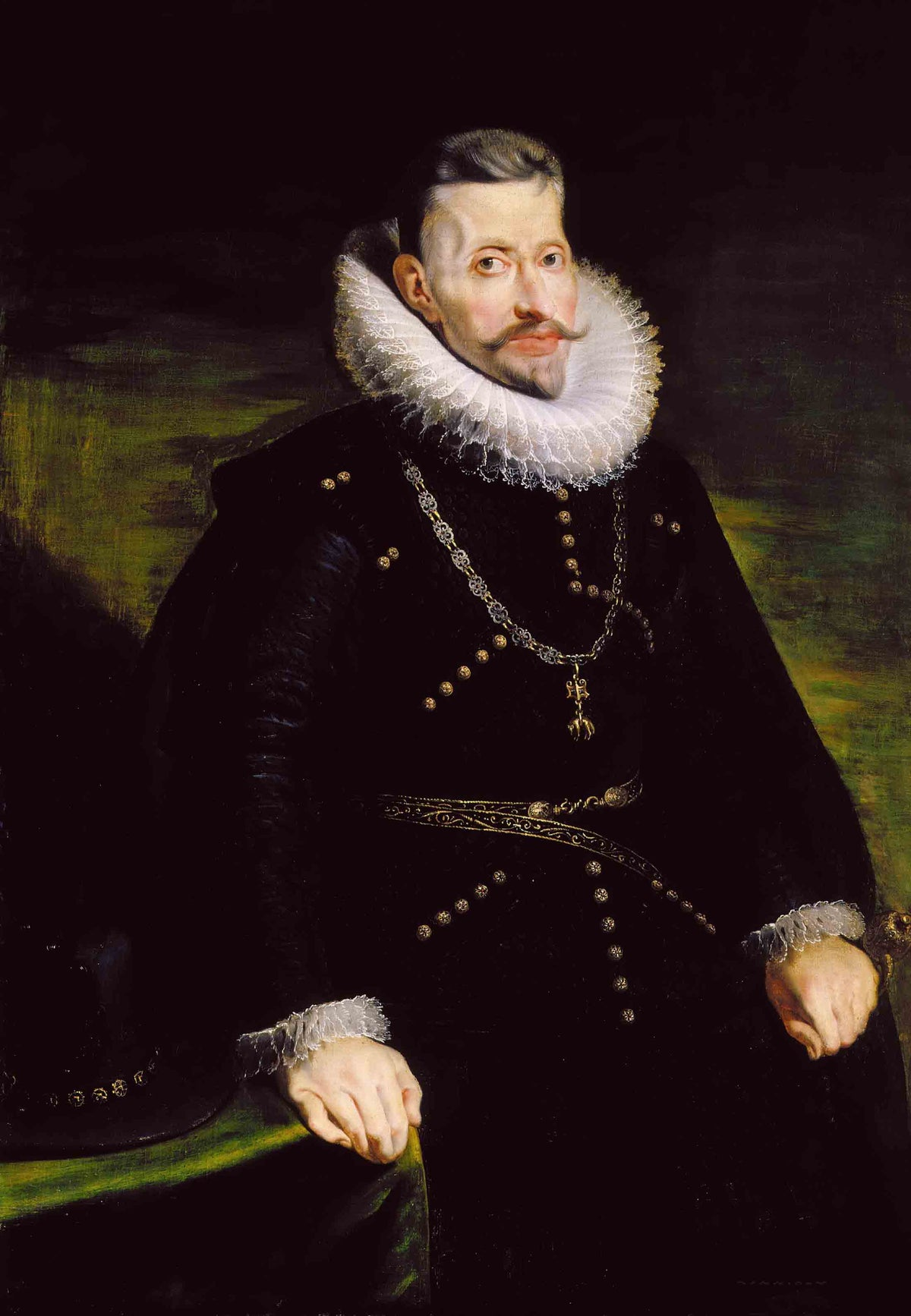 Portraits of Archduke Albrecht and Archduchess (c 1616-17). Artist: Peter Paul Rubens Home & Garden > Decor > Artwork > Posters, Prints, & Visual Artwork ArtToyourlife