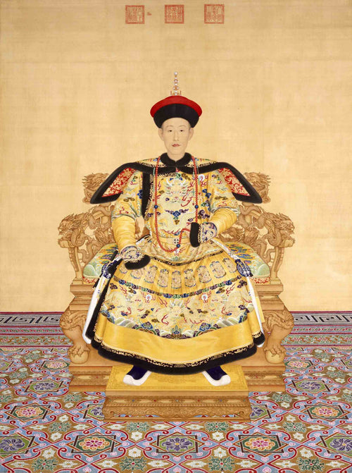 Qianlong Emperor Home & Garden > Decor > Artwork > Posters, Prints, & Visual Artwork ArtToyourlife